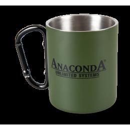 Anaconda Carabiner Mug